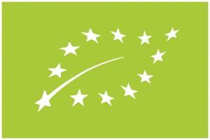 logo rolnictwa ekologicznego - Euro liść